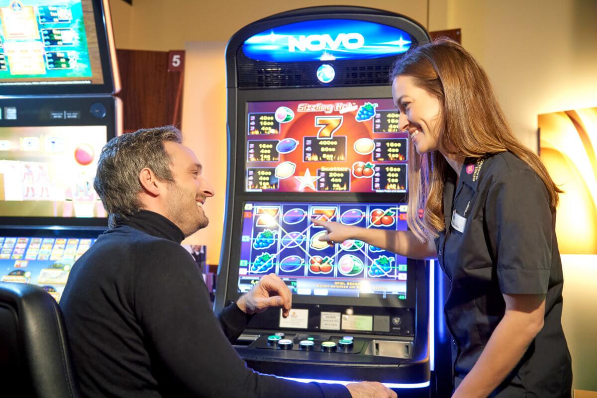 Spielautomat Mieten