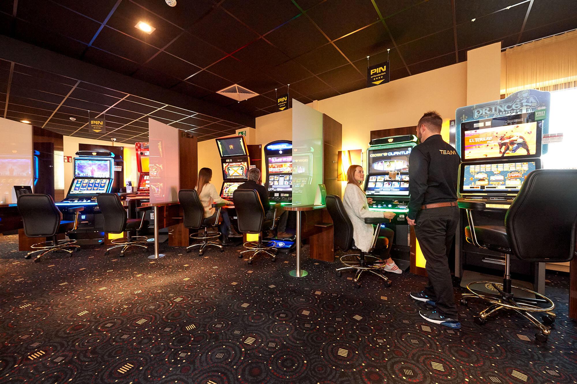 Spielhallen Wieder Geöffnet